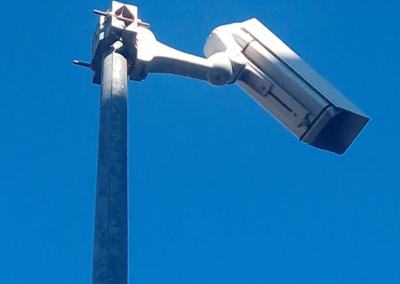 Actualització de CCTV a comissaries dels Mossos d'Esquadra