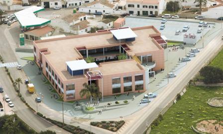 Infraestructuras de Telecomunicaciones para Centro comercial