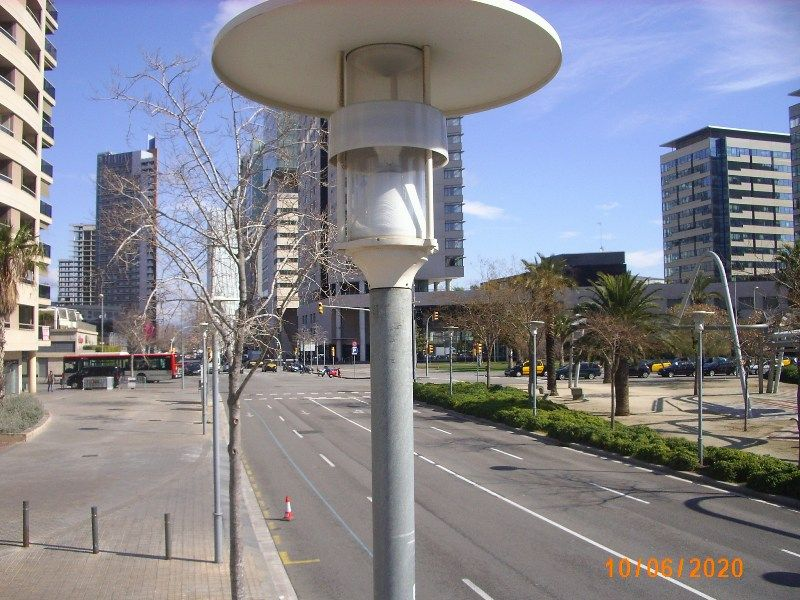 Prueba piloto de Smart City en 22@ de Barcelona